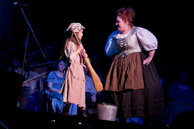 Cosette and Madame Thénardier